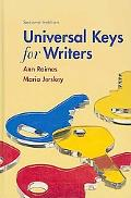 Universal Keys for Writers 2e