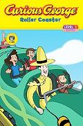 Curious George Roller Coaster Early Reader