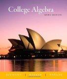 College Algebra 6e