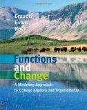Functions and Change: Model Approach to...