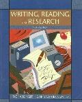 Veit and Gould Writing Reading and Researchsixth Edition