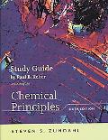 Zumdahl Chemical Principles Print Study Guide Sixth Edition