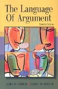 Burton Language of Argument Docutech Eleventh Edition