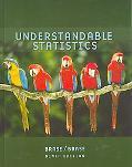 Understandable Statistics (Hardcover)