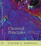 Zumdahl Chemical Principles Print Student Solutions Manual Sixth Edition
