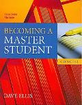 Master Student Becoming A Master Student Concise Eleventh Edition Plushoughton Mifflin Asses...