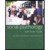 Social Psychology with Study Guide