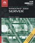 MCSE Guide to Microsoft Windows 2000 Server