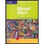 Microsoft Office Xp Illustrated Introductory