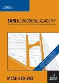 SAM Networking Academy: #70-293 -CD (Software)