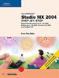 Macromedia Studio Mx 2004 Step-By-Step  Projects for Macromedia Flash MX 2004, Dreamweaver M...