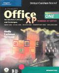 Microsoft Office Xp Introductory Concepts and Techniques  Windows Xp Edition