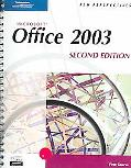 New Perspectives On Microsoft Office 2003 First Course