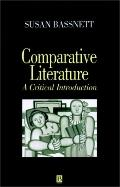 Comparative Literature A Critical Introduction
