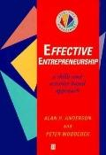 Effective Entrepreneurship A Skills and Activity-Based Approach