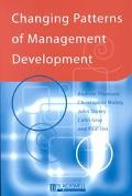 Changing Patterns of Management Development