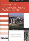 Blackwell Handbook of Cross-Cultural Management