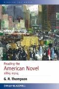American Novel 1865-1914