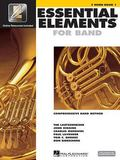 Essential Elements 2000: Book 1 with CD-ROM (French Horn)