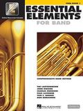 Essential Elements 2000 Comprehensive Band Method / Tuba Book 1