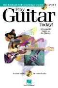 Play Guitar Today A Complete Guide to the Basics - Level 1