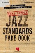 Real Little Hal Leonard Real Jazz Standards Fake Book Over 240 Songs