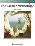Lieder Anthology 65 Songs by 13 Composers