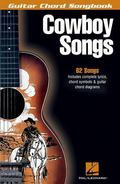 Cowboy Songs Guitar Chord Songbook