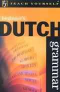 Beginner's Dutch Grammar