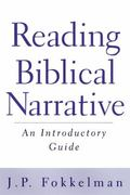 Reading Biblical Narrative An Introductory Guide
