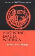 Augustine Earlier Writings