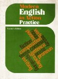 Modern English in Action Practice Teacher's Edition Level 8