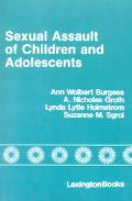 Sexual Assault of Children and Adolescents