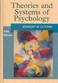 Theories and Systems of Psychology