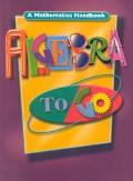 Algebra to Go A Mathematics Handbook