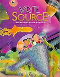 New Generation Write Source Grade 7 A Book for Writing, Thinking And Learning