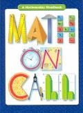 Math on Call A Mathematics Handbook