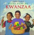 Seven Days of Kwanzaa: A Holiday Step Book