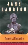 Murder at Monticello - Jane Langton - Hardcover