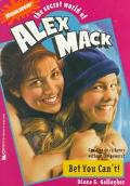Secret World of Alex Mack: Bet You Can't! - Diana G. Gallagher - Paperback