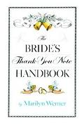 Bride's Thank-You Note Handbook