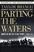 Parting the Waters America in the King Years, 1954-63