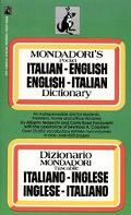 Mondadori's Pocket Italian-English English-Italian Dictionary