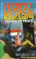 Terror on Track (Hardy Boys Casefiles Series #57)