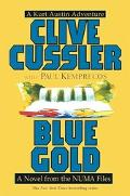 Blue Gold A Novel from the Numa Files