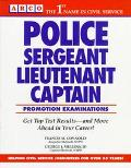 Arco Police Sergeant, Lieutenant and Captain Promotion Exams