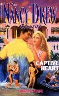 Captive Heart (Nancy Drew Files Series #108) - Carolyn Keene - Mass Market Paperback