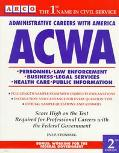 ACWA: Administrative Careers with America