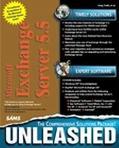 Microsoft Exchange Server 5.5 Unleashed - Greg Todd - Paperback - BK&CD-ROM