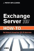 Exchange Server 2007 How-To